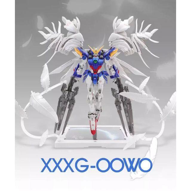 ドラゴンボール フィギュア 予約 | MG 1/100 XXXG-00W0 ウィングガンダムゼロの通販 by c8's shop|ラクマ
