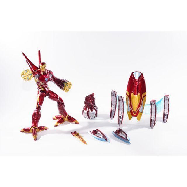 ロビン フィギュア パンツ | 1/12 s.h.figuarts アイアンマン マーク50專用改造武器パーツの通販 by c8's shop|ラクマ