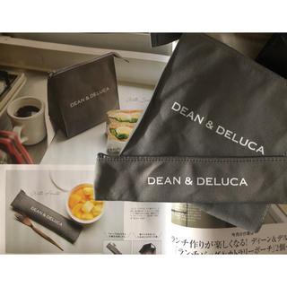 ディーンアンドデルーカ(DEAN & DELUCA)のマリソル5月号付録  DEAN&DELUCA(ポーチ)