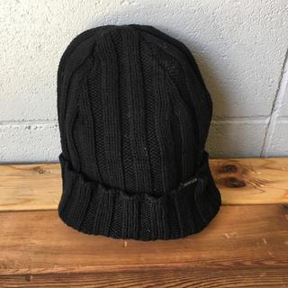 モンクレール(MONCLER)のモンクレール MONCLER ビーニー ニット帽 帽子(ニット帽/ビーニー)