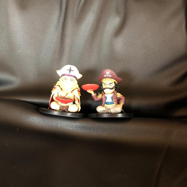 フィギュア ペット | ワンピース フィギュア 白ひげ ロジャーの通販 by ゆっくん's shop|ラクマ
