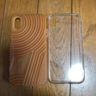 ナイキ(NIKE)のiPhone X ケース(iPhoneケース)