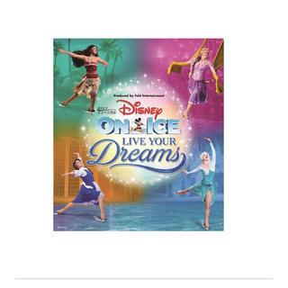 ディズニー(Disney)のディズニーオンアイス 横浜 8月19日(キッズ/ファミリー)