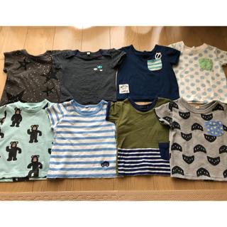ブリーズ(BREEZE)のちもさま専用。BREEZE等8着セット★男の子80Tシャツ(Tシャツ)