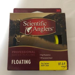 Scientific Anglersフライライン FLOATING DT-3-F(釣り糸/ライン)