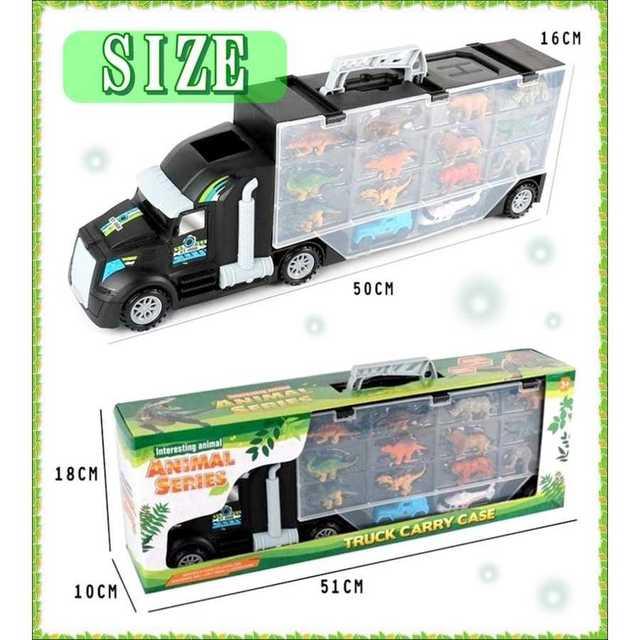 東京 ワンピース フィギュア | トレーラー型ケース 恐竜 フィギュア セット 生物 人形 模型 車 モデル の通販 by 荒北's shop|ラクマ