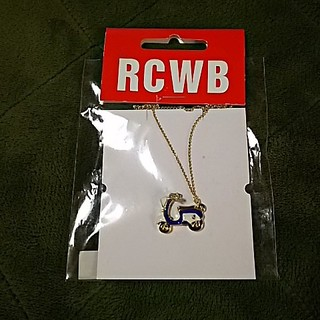 ロデオクラウンズワイドボウル(RODEO CROWNS WIDE BOWL)のロデオクラウンズ ネックレス 新品(ネックレス)