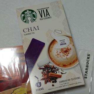 スターバックスコーヒー(Starbucks Coffee)のsakura様専用 VIA チャイのみ(その他)