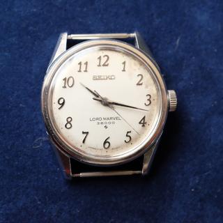 セイコー(SEIKO)のセイコーロードマーベル36000(腕時計(アナログ))