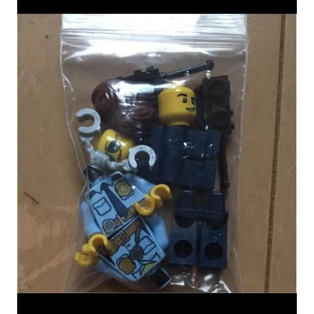 ワンピース youtube 無料 、 Lego - 【新品】レゴ 警察官 ミニフィギュア パックの通販 by フリル|レゴならラクマ