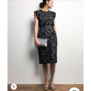 8b43e5f09413f コルテスワークス(CORTES WORKS)のcortesworks ワンピース ドレス ブラック 38サイズ(ひざ丈