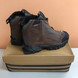 アディダス(adidas)の未使用 アディダス 登山ブーツ 28.0㎝ ブラウン c002(ブーツ)