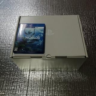 プレイステーションヴィーアール(PlayStation VR)のPSVR WEBカメラ 保証用納品書あり  ゲームソフトセット (家庭用ゲーム機本体)