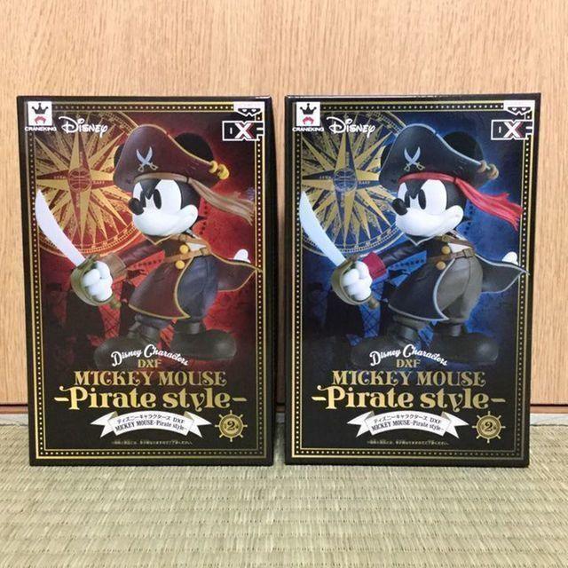 フィギュア 通販 激安 | ディズニーキャラクターズ DXF -Pirate style- 2体セットの通販 by かなり's shop|ラクマ