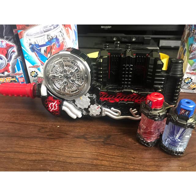 ワンピース バレ / ビルドドライバー&フルボトルの通販 by フクスケ's shop|ラクマ