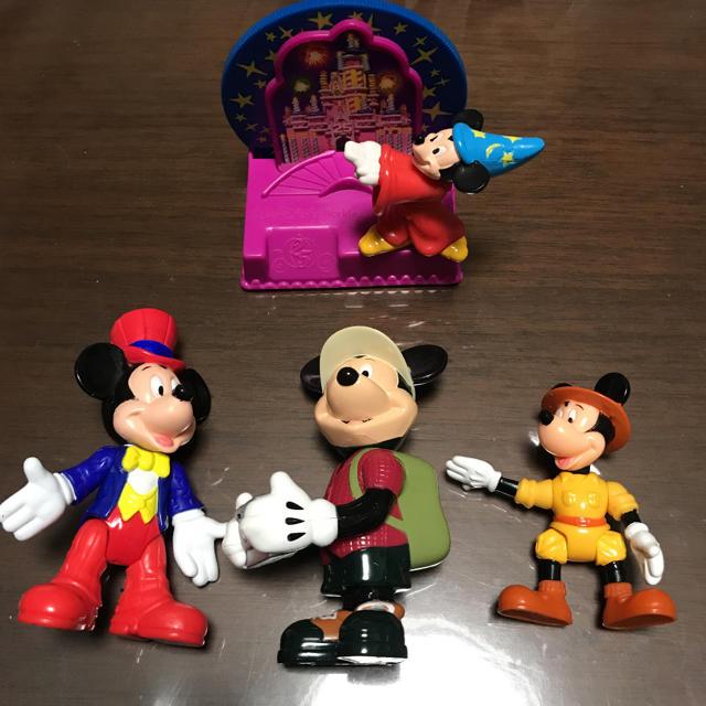 One piece english / Disney - ミッキー フィギュア セットの通販 by ♡'s shop|ディズニーならラクマ