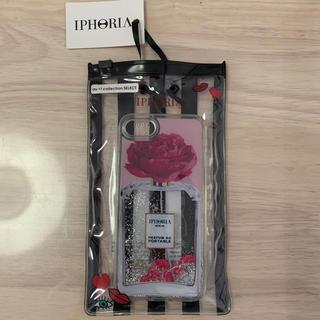 アイフォリア(IPHORIA)の【新品】iPhone 7/8 ケース IPHORIA Parfum Flower(iPhoneケース)