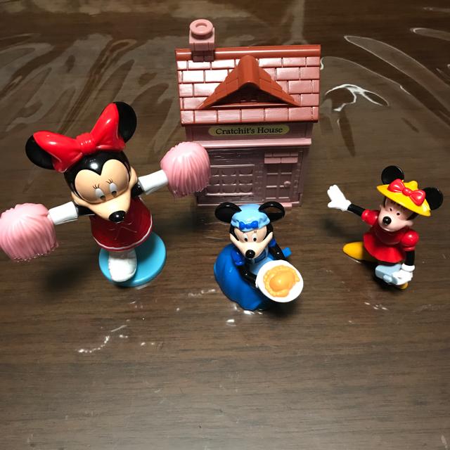 One piece テレビ / Disney - ミニー フィギュア セットの通販 by ♡'s shop|ディズニーならラクマ