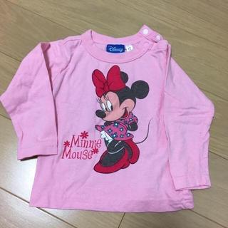 ディズニー(Disney)のミニーちゃんロンT(シャツ/カットソー)