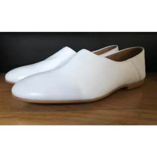 que shoes ホワイトSSサイズ(ミュール)