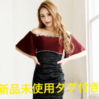 9d0fac5aee147 リュリュ(RyuRyu)のキャバドレス Ryuyu 新品未使用(ナイトドレス)