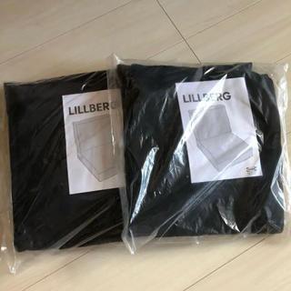 イケア(IKEA)のIKEA LILLBERG ソファーカバー 新品未使用 2セット リルベリイケア(ソファカバー)