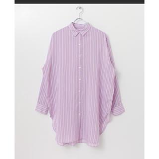 アーバンリサーチ(URBAN RESEARCH)の値下げしました  ロングチュニックシャツ(シャツ/ブラウス(長袖/七分))