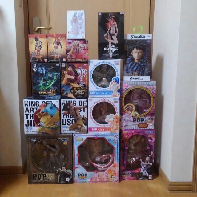 ワンピース おしゃれ 安い | ワンピース pop フィギュアの通販 by みっちゃん's shop|ラクマ