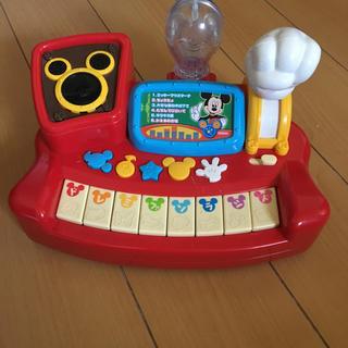 ディズニー(Disney)のミッキーのピアノ(楽器のおもちゃ)