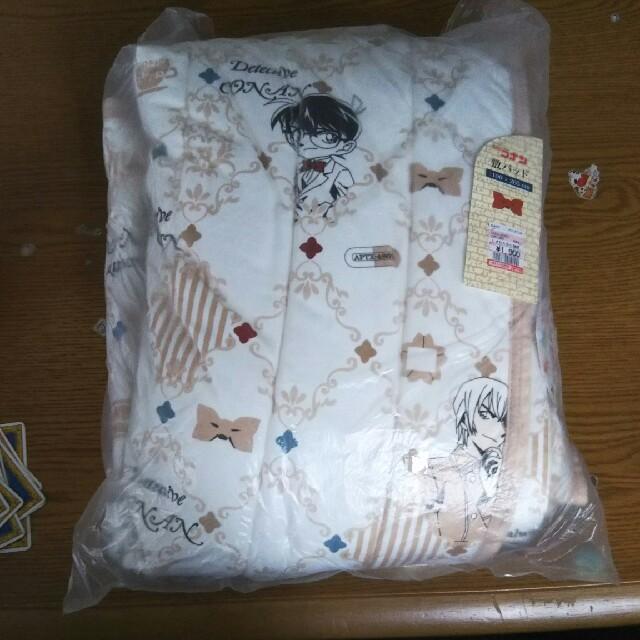 しまむら(シマムラ)の名探偵コナン 敷きバッド エンタメ/ホビーのおもちゃ/ぬいぐるみ(キャラクターグッズ)の商品写真