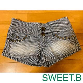 スウィートビー(SWEET.B)のsweet.B☆ショートパンツ(ショートパンツ)
