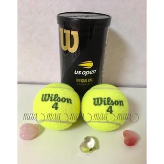 ウィルソン(wilson)の♡新品未使用 Wilson ウィルソン テニスボール 2個入り(ボール)