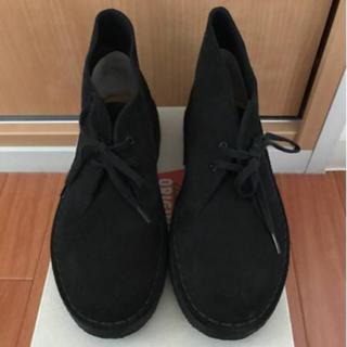 シップス(SHIPS)のSHIPS スウェードブーツ23.5cm 1度だけ短時間の使用の超美品(ブーツ)