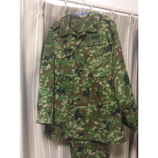 陸上自衛隊 冬用迷彩服(戦闘服)