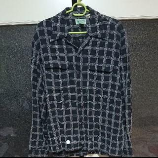 シュガーケーン(Sugar Cane)のシュガーケーン刺繍チェックシャツ(シャツ)