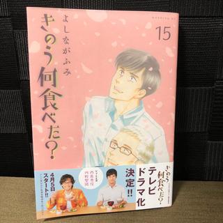 コウダンシャ(講談社)のきのう何食べた?15(女性漫画)