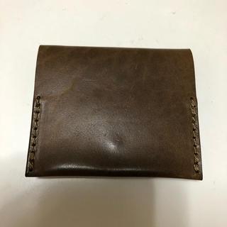 ヘルツ(HERZ)の‼︎☆様専用‼︎ヘルツ☆カーキ馬革コインケース(コインケース/小銭入れ)