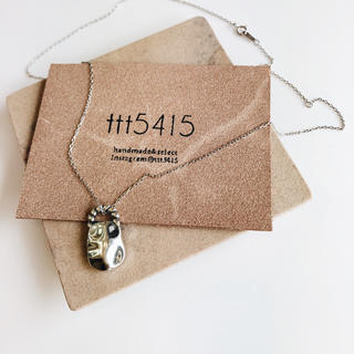 19-182 silver925necklace(ネックレス)
