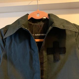 エーエフヴァンデヴォルスト(A.F.VANDEVORST)のジャケット(ミリタリージャケット)