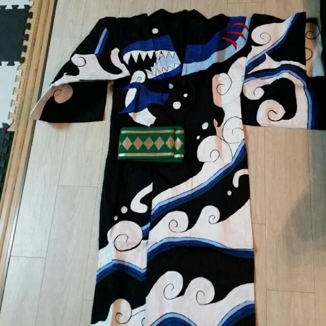 ワンピース ルフィ コスプレ 和服 フルセットの通販 by ayk's shop|ラクマ
