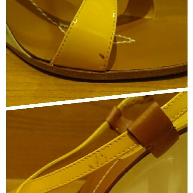 LOUIS VUITTON(ルイヴィトン)のルイヴィトン・ウェッジソール レディースの靴/シューズ(サンダル)の商品写真