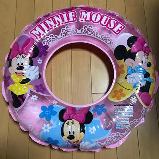 ディズニー(Disney)の浮き輪   ミニー(マリン/スイミング)
