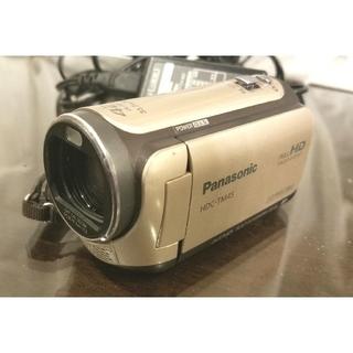パナソニック(Panasonic)の送料無料 ビデオカメラ Panasonic HDC-TM45(ビデオカメラ)