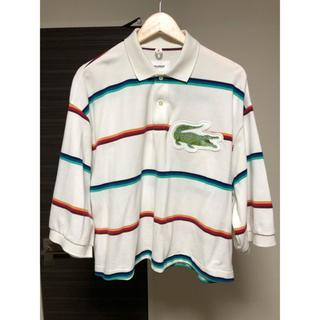 アンユーズド(UNUSED)の3D Patch Oversized Polo Shirt  doublet(シャツ)