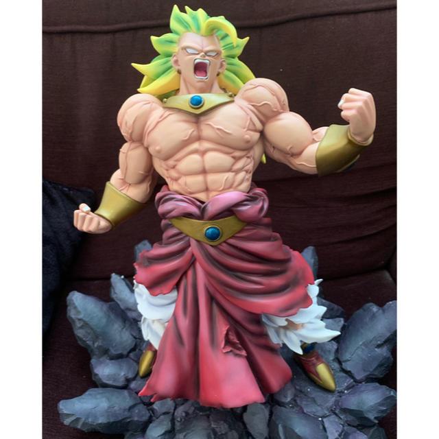 恐竜 フィギュア 作り方 | ドラゴンボール - ブロリー スーパーサイヤ人3 フィギュアの通販 by yuuki2500's shop|ドラゴンボールならラクマ
