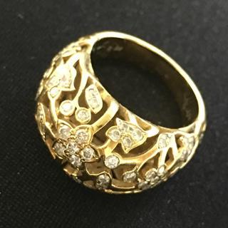ポンテヴェキオ(PonteVecchio)のオーロラ様専用✨ポンテベッキオ ゴールドリング(リング(指輪))