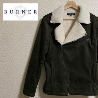 バーナー(Burner)の【古着】ライダースジャケット【Burner / Beno】(ライダースジャケット)