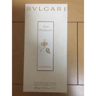 ブルガリ(BVLGARI)のブルガリ シャンプー&シャワージェル(ボディソープ / 石鹸)