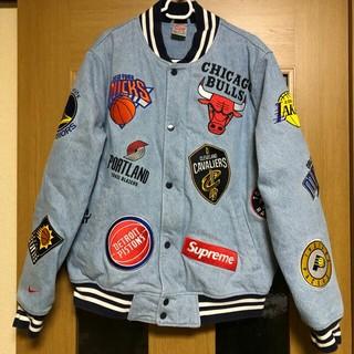 シュプリーム(Supreme)のSupreme Nike NBA Teams Warm-Up Jacket(スタジャン)