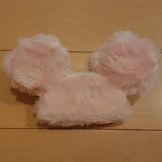 Disney - 冬物sale ディズニーストア ミッキー ヘア クリップ ピンク